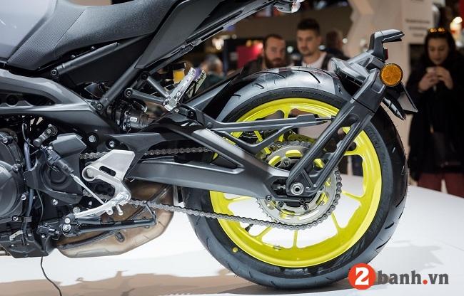 Yamaha mt-09 - 7