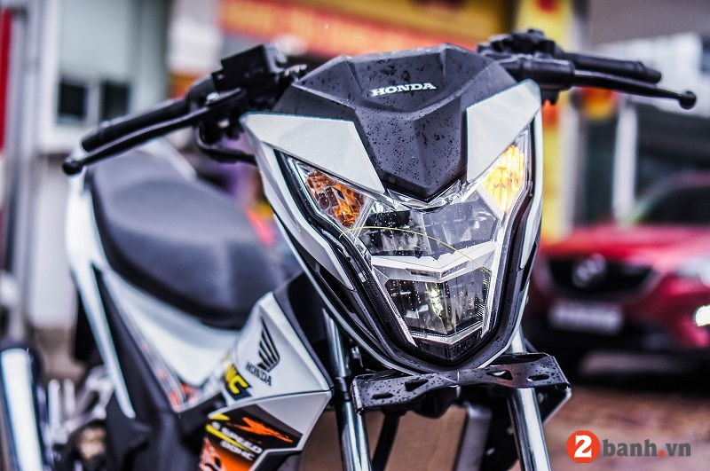 Honda sonic 150 - 4