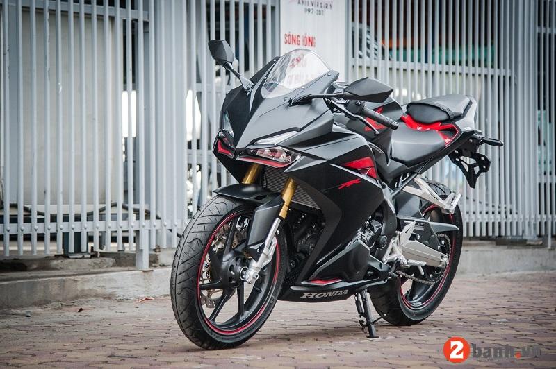 Honda cbr250rr - 1