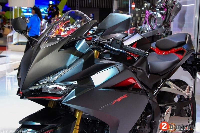Honda cbr250rr - 5