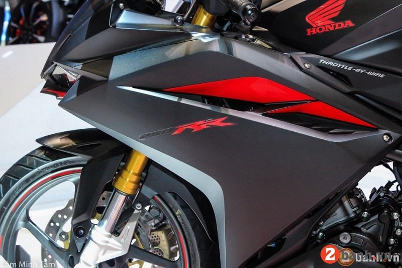 Honda cbr250rr - 4