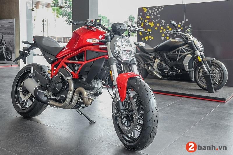Ducati monster 797 - 1
