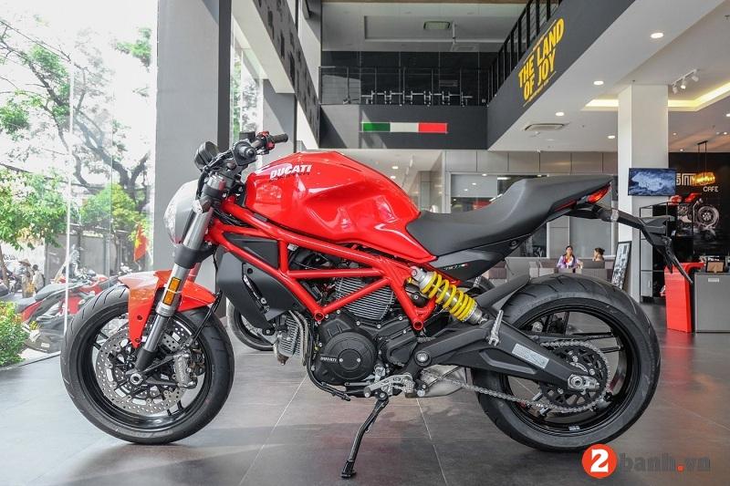 Ducati monster 797 - 2