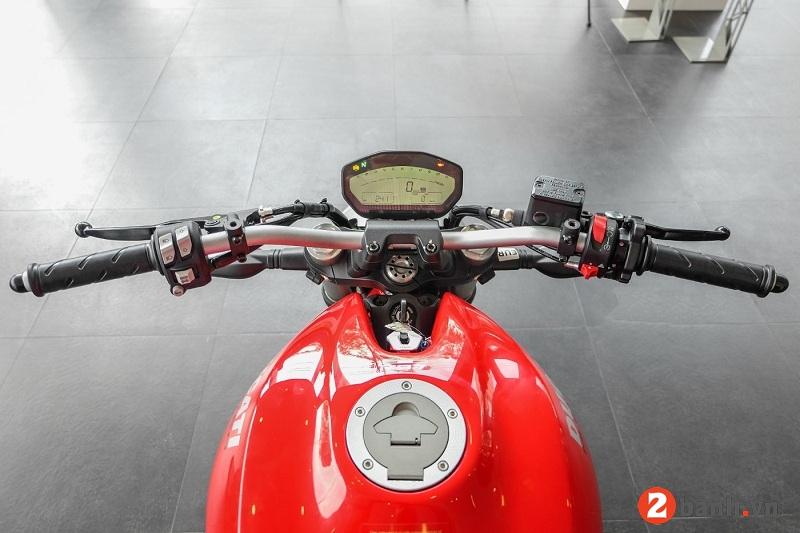 Ducati monster 797 - 6