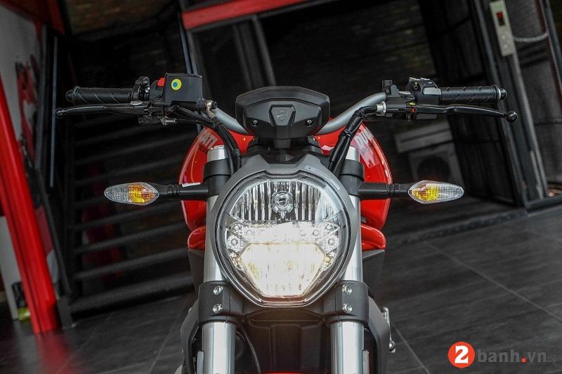 Ducati monster 797 - 5