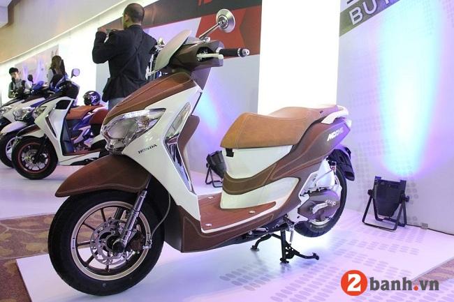 Honda moove - 1
