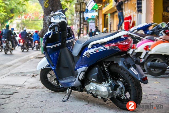 Honda moove - 8