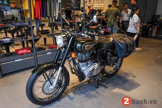 Royal enfield bullet 500 - 1