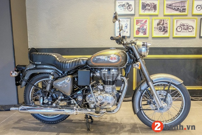 Royal enfield bullet 500 - 4