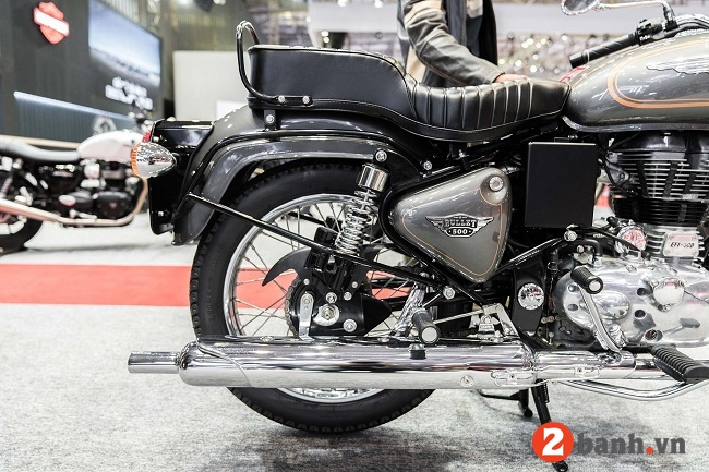 Royal enfield bullet 500 - 10