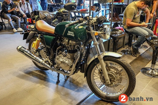 Royal enfield continental gt - 1