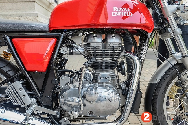 Royal enfield continental gt - 3