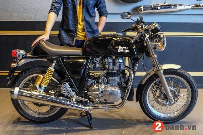 Royal enfield continental gt - 2