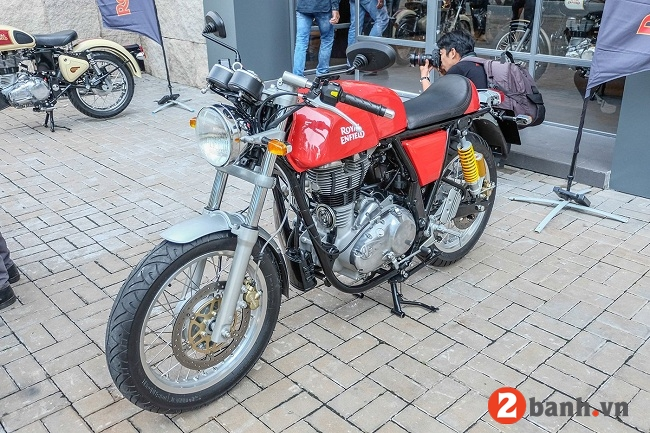 Royal enfield continental gt - 4