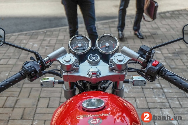 Royal enfield continental gt - 6