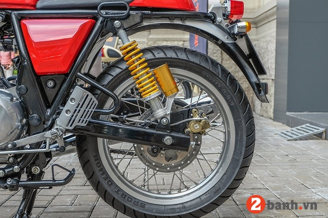 Royal enfield continental gt - 8