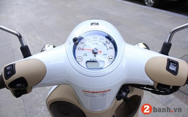 Honda giorno - 7