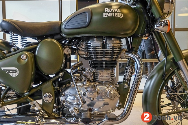 Royal enfield classic 500 - 3