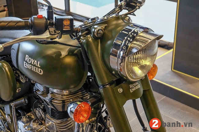 Royal enfield classic 500 - 5