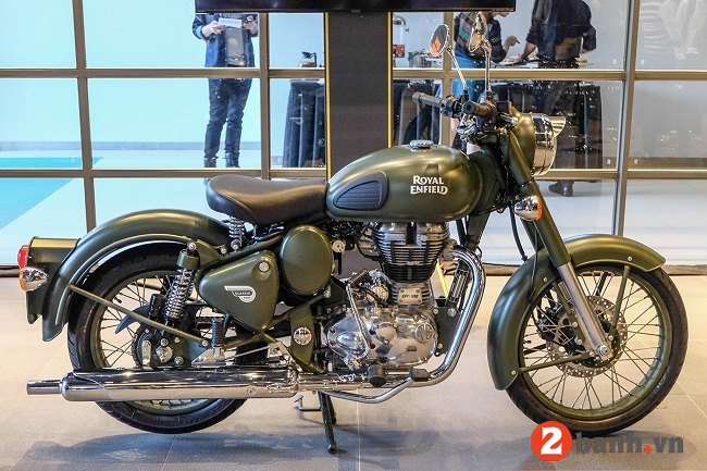 Royal enfield classic 500 - 4