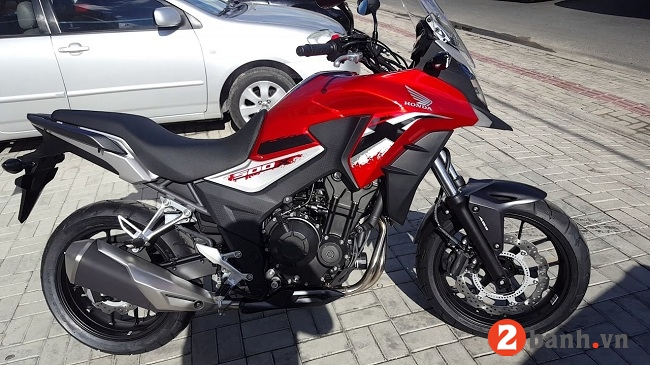 Honda cb500x - 1