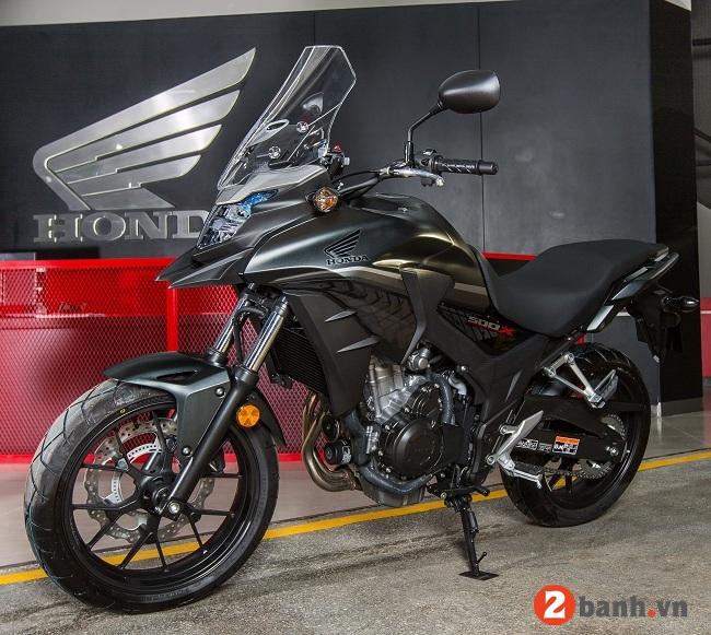 Honda cb500x - 2