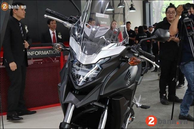 Honda cb500x - 5
