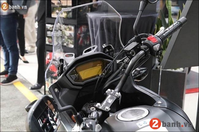 Honda cb500x - 6