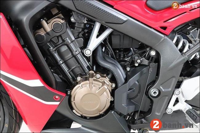 Honda cbr650f - 2