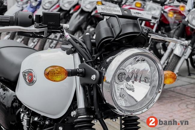 Kawasaki w175 - 4