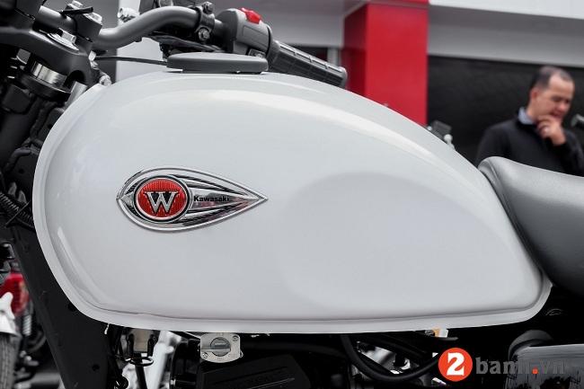 Kawasaki w175 - 6
