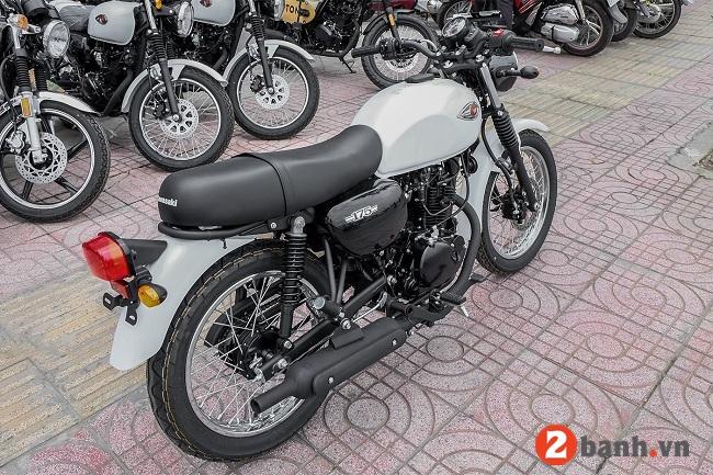 Kawasaki w175 - 8