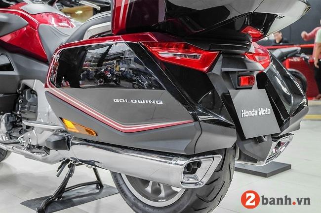 Honda goldwing - 11