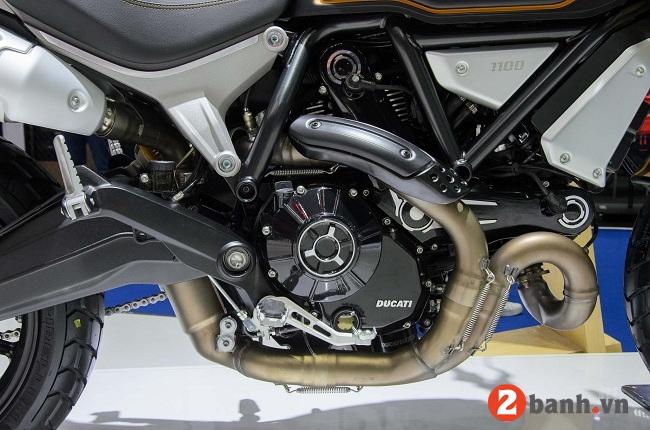 Ducati scrambler 1100 - 3