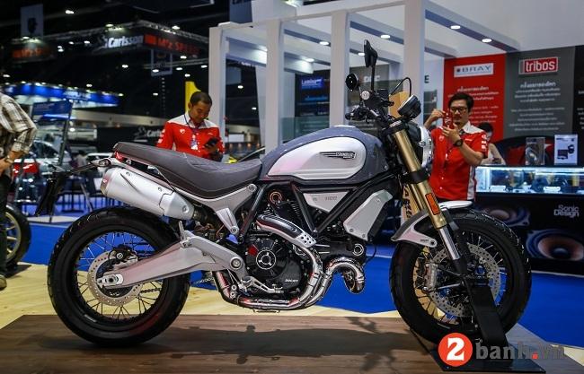 Ducati scrambler 1100 - 4
