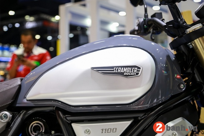 Ducati scrambler 1100 - 9