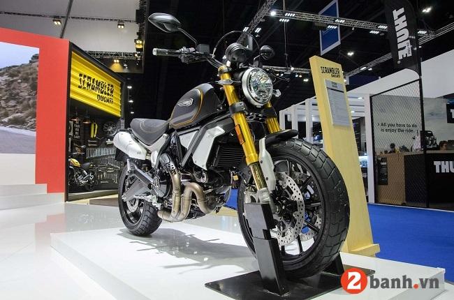 Ducati scrambler 1100 - 8