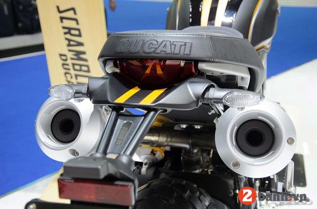 Ducati scrambler 1100 - 11