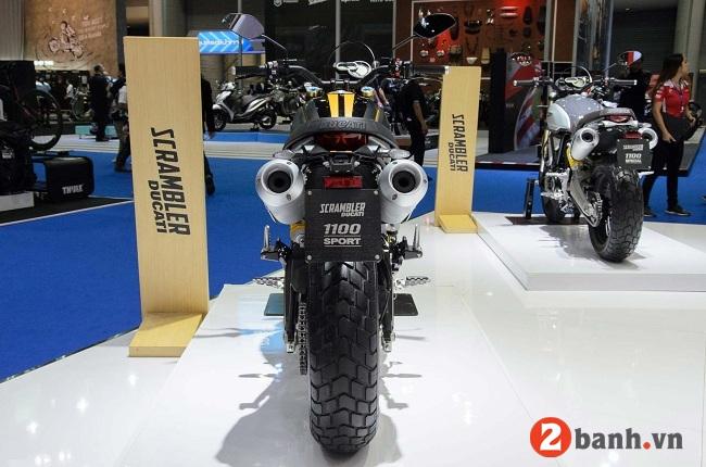 Ducati scrambler 1100 - 10