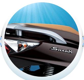 Shark 125 cbs - 12
