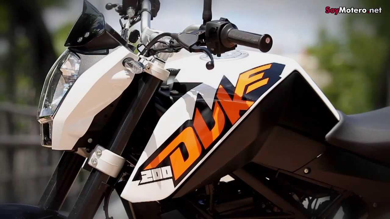 Duke 200 - 7