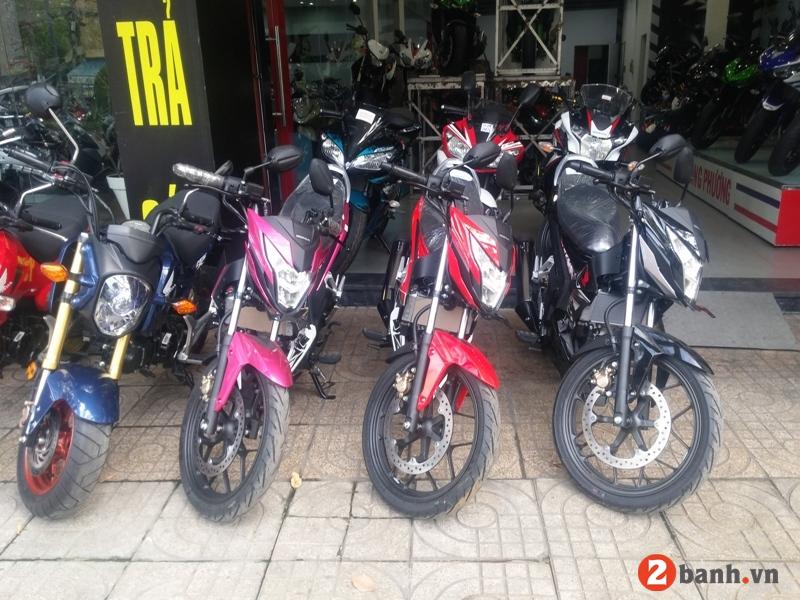 Honda sonic 150 - 2