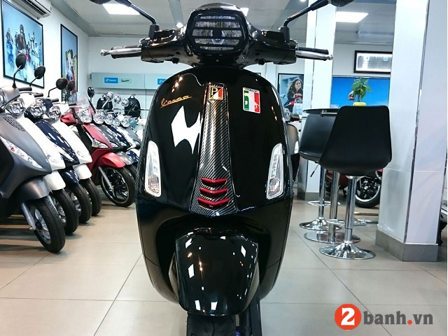Vespa sprint abs carbon - 2