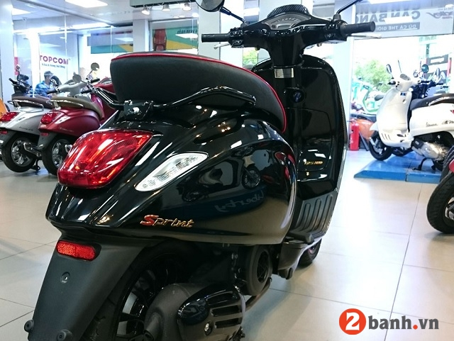 Vespa sprint abs carbon - 6