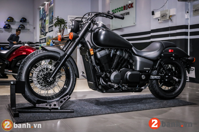 Honda shadow phantom 750 - 4