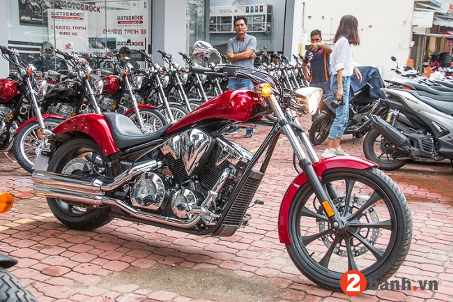 Honda fury 1300 - 4
