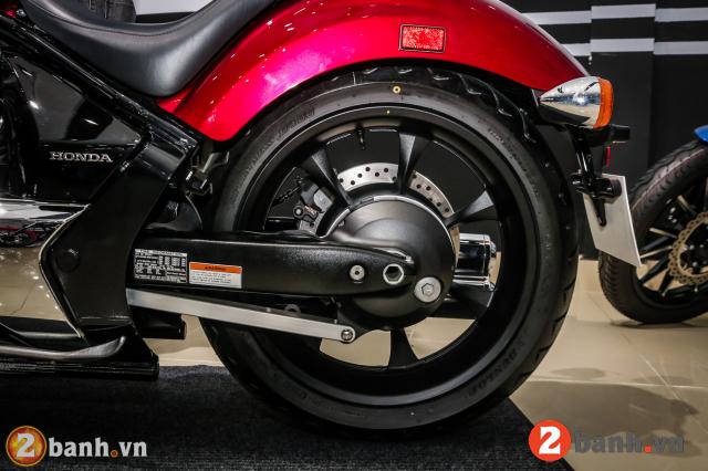 Honda fury 1300 - 13