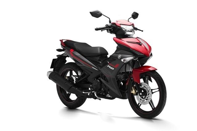 Exciter 150 rc 2016 - 2