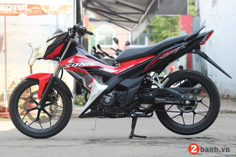 Honda sonic 150 - 1