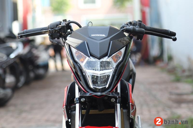 Honda sonic 150 - 3